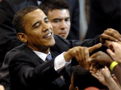 Obama wint