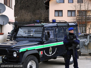 Veiligheidstroepen