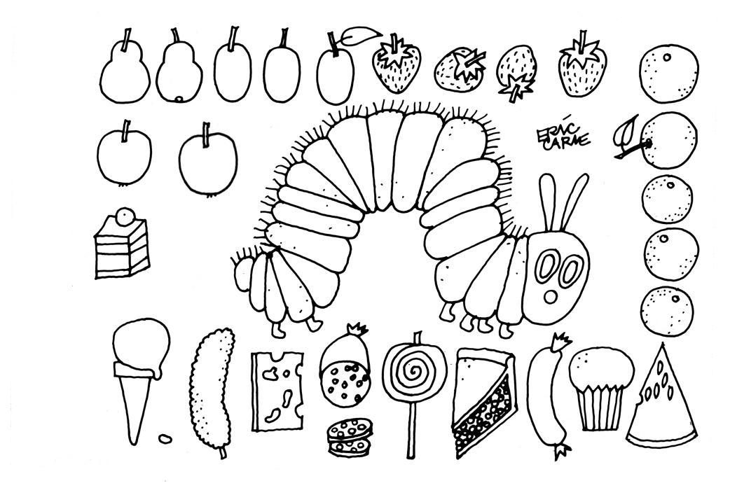 Kleurplaten Vlinders En Rupsen.Rupsje Nooitgenoeg Rupsen En Vlinders Juf Anke Lesidee Kleuters