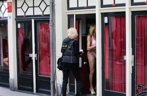 online straat hoer outcall in Haarlem