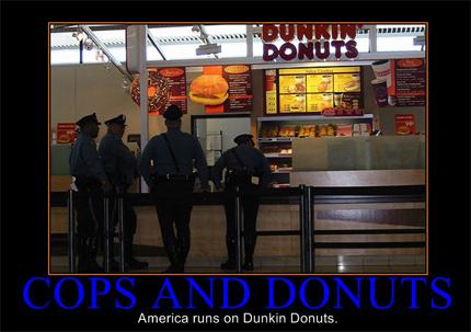 Pliesie met donuts