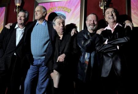 Monty Pythons krijgen ere-Bafta