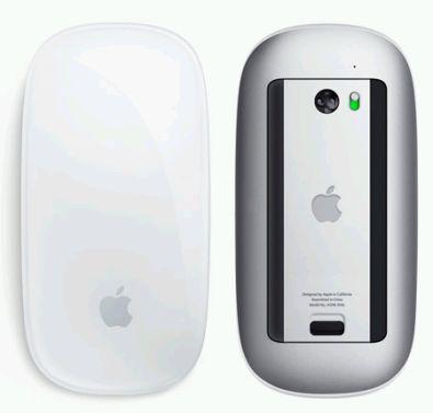 Nieuw muis van Apple: geen knoppen