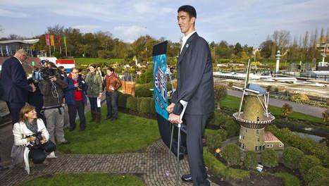 hoe lang is de langste man ter wereld