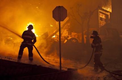 Dodental explosie Californië loopt op