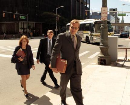 Terreurverdachte ontslaat advocaten