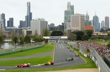Weer miljoenenverlies Grand Prix Australië