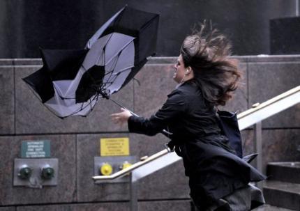 Storm legt delen New York lam