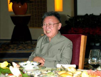'Kim Jong-il ontkent opvolgingsgerucht'