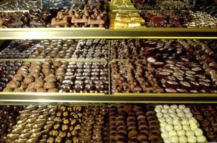 Zutphense chocolatier maakt langste bonbon