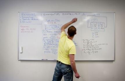 Lerarentekort minder groot dan verwacht