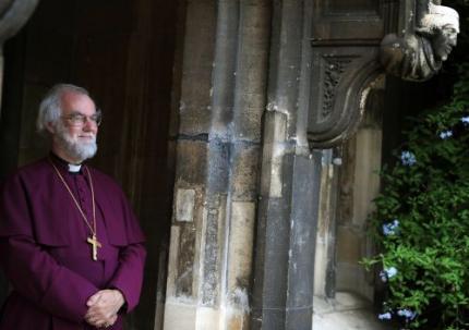 Britse aartsbisschop is voor homobisschoppen