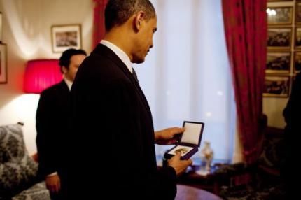 Nobelprijs voor de Vrede dit keer tradioneler