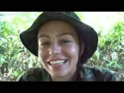 'FARC: Tanja Nijmeijer in de jungle'