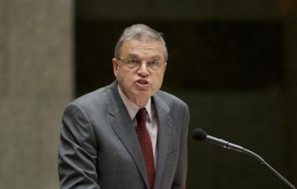 Hirsch Ballin tegen samenwerking met PVV