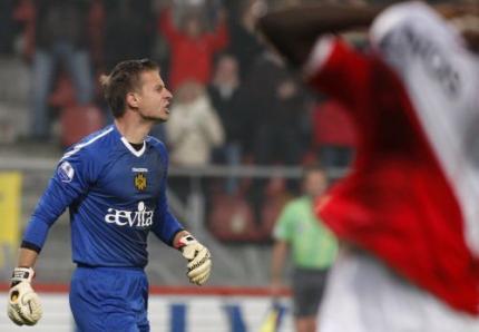 PSV legt doelman Castro vast