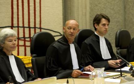 'Commentaar rechtbank op zwijgen schandelijk'