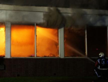 Politie: Branden Molukse kerken aangestoken