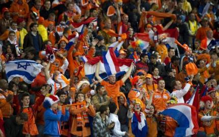 KNVB blokkeert kaarten Nederland - Zweden