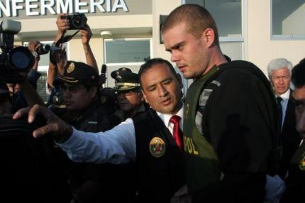 Peruaanse tv: Joran kocht marihuana