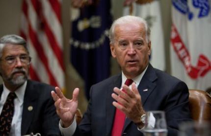 Witte Huis ontkent wisseling vicepresident