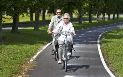 'Blijf bewegen bij artrose'
