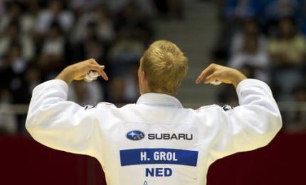 Judoka Grol in halve finale Grand Prix