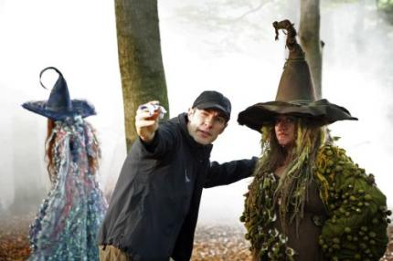 Foeksia niet naar Amerika om pijprokende heks