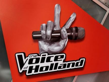 Concert The Voice of Holland in HMH