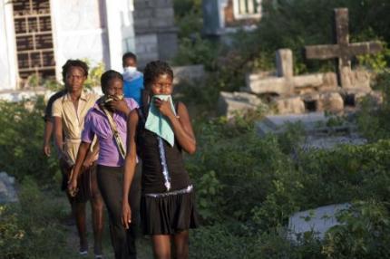 Mogelijk nog jaren cholera in Haïti