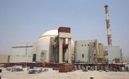 Eerste brandstof in eerste kerncentrale Iran