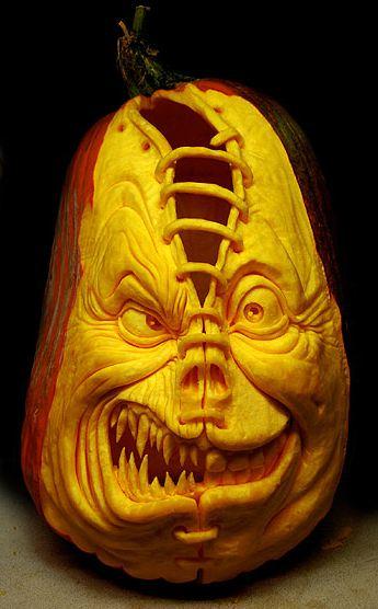 Pompoen Voor Halloween.Fok Nl Weblog Halloween Weer Eens Wat Anders Dan De