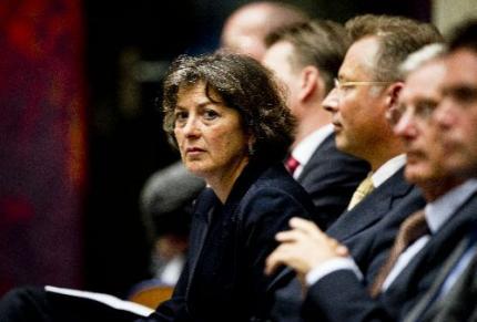 Veldhuijzen twijfelde niet aan steun Rutte