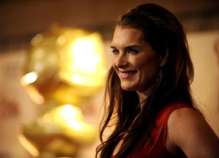 Brooke Shields opent Miljonair Fair