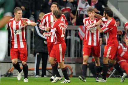 Duitse clubs populairst bij shirtsponsors