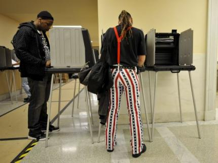 Eerste Amerikaanse stembussen open