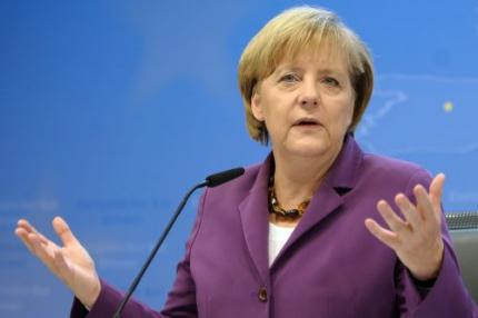 Verdacht pakket bij kantoor Merkel