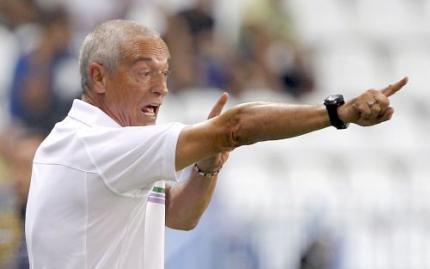 Malaga ontslaat trainer Ferreira