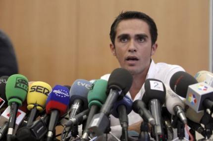 'Snel duidelijkheid in zaak-Contador'