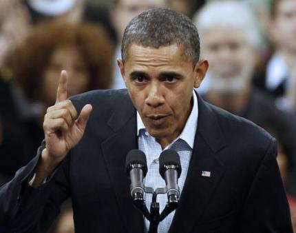 Obama trekt boetekleed aan na verkiezingen