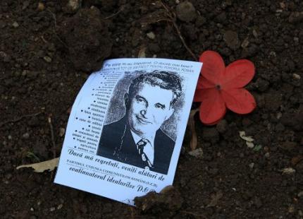 DNA-test: lijk is van Ceausescu