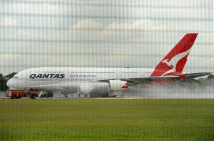 Australiërs zoeken brokstukken A380