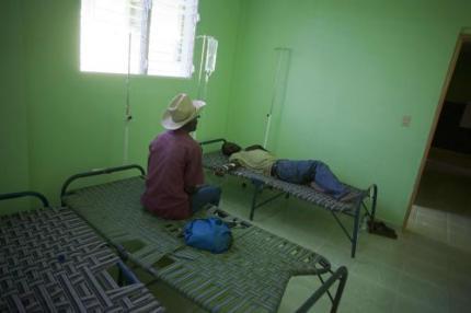 Ruim 600 doden door cholera op Haïti