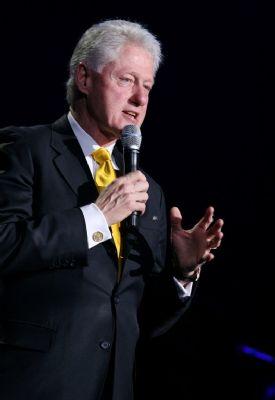 Bill Clinton (Foto: Novum)