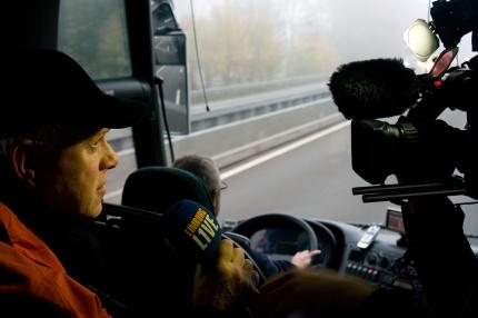Op weg naar Den Haag