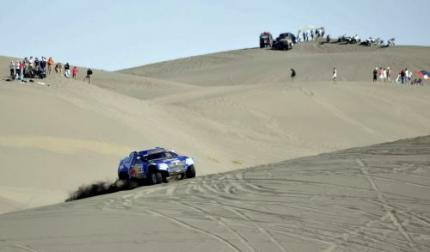 Dakar Rally tot minstens 2012 in Zuid-Amerika