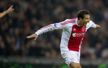Ajax met El Hamdaoui en Mido naar VVV-Venlo
