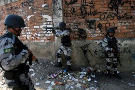 Ultimatum voor drugshandelaren Brazilië
