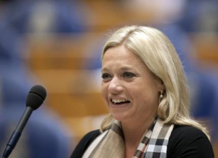 VVD'ster is Europarlementariër van het jaar