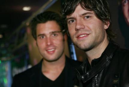 Nick en Simon doen Symphonica in Rosso 2011